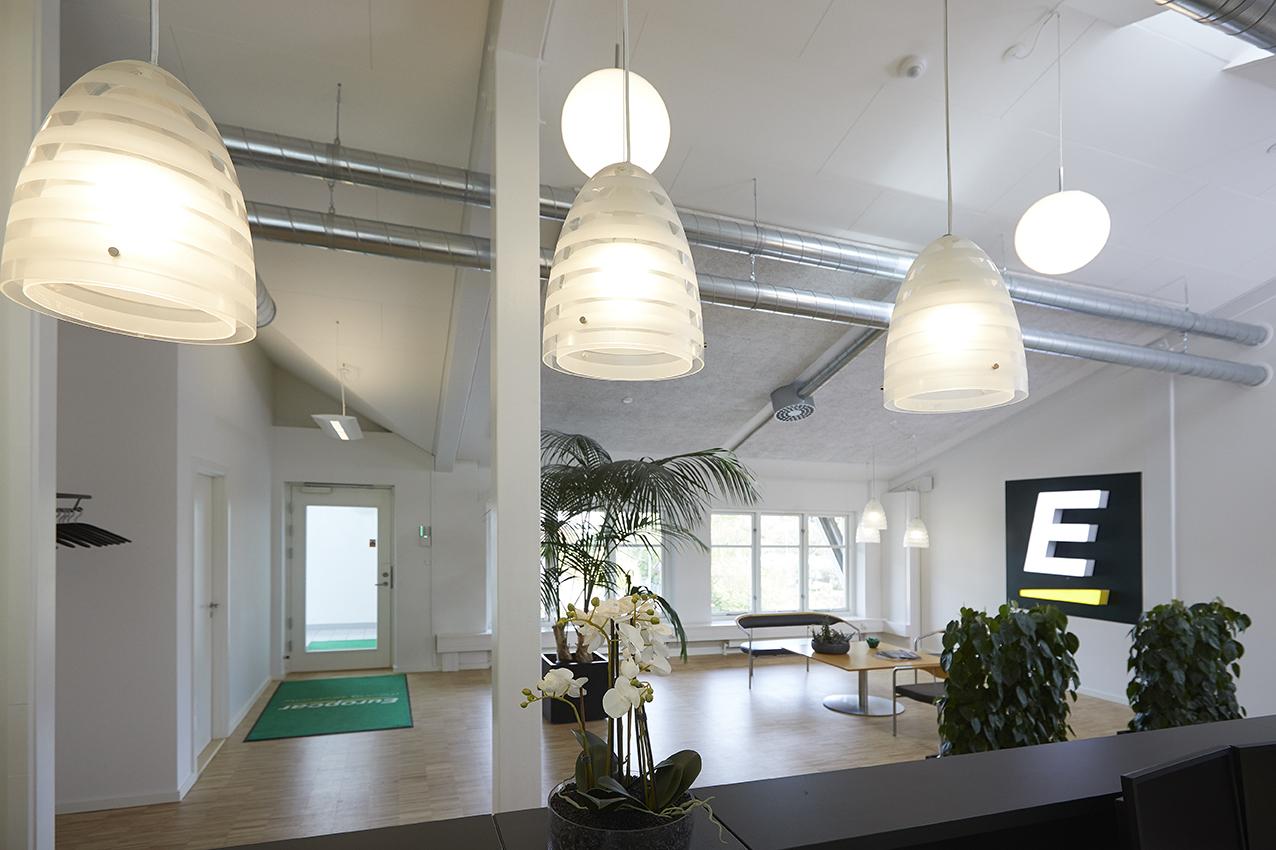 Belysning og indretning skaber forandring af fastgroede vaner på arbejdspladsen, ved at udnytte vores viden omkring rum og adfærd.