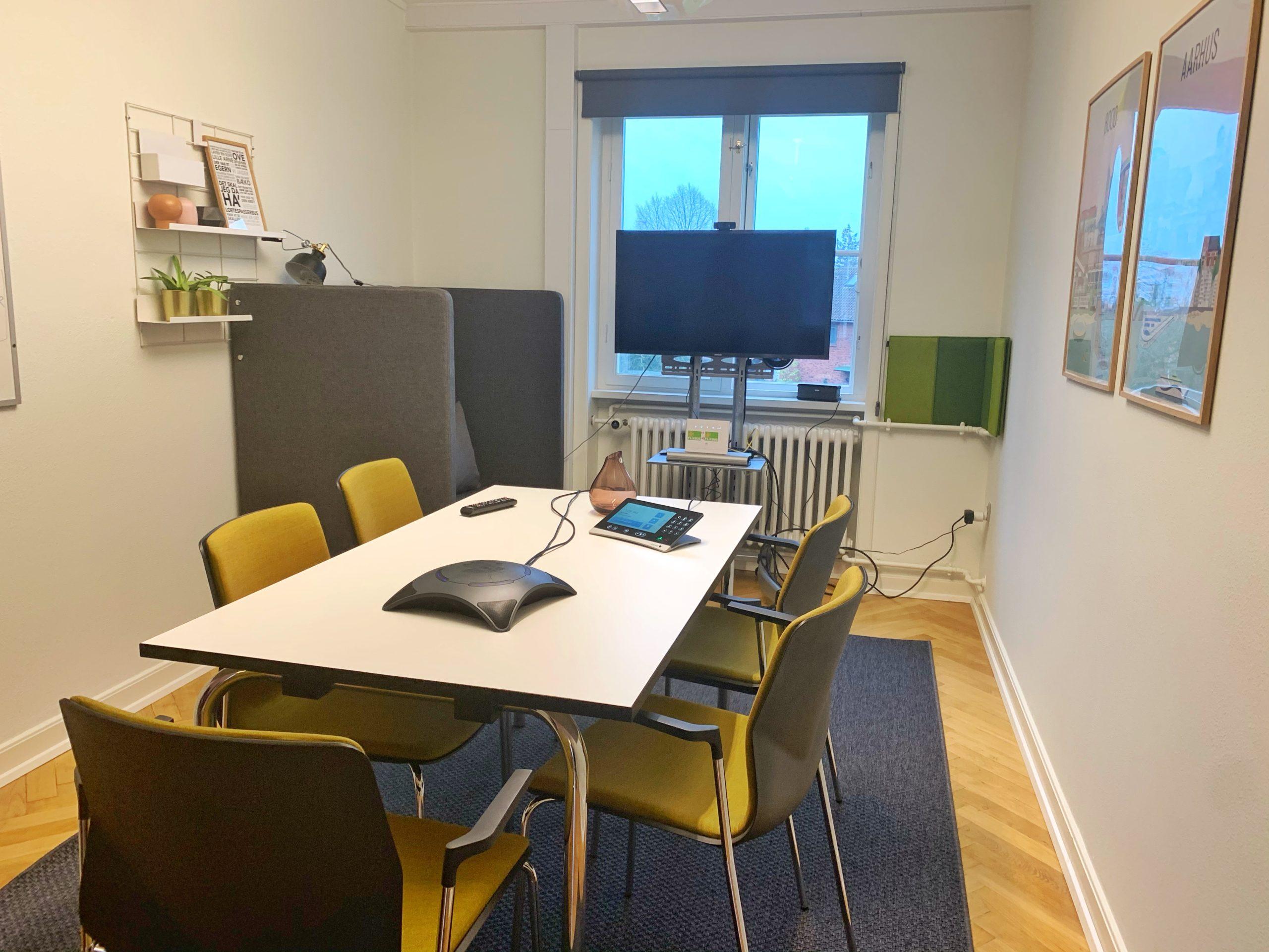 Med aktivitetsbaseret kontorindretning er mMødelokaler er måske vigtigere end nogensinde